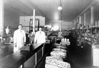 A&P Grocery Store 1936